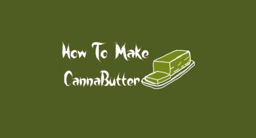 Cannabis Butter aka Green Butter